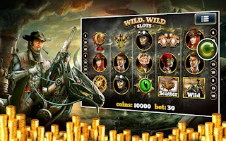 Screenshot of Wild Slots:Casino Game Pokies