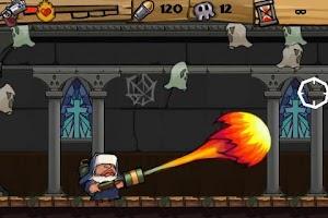 Screenshot of Ghosts'n Zombies