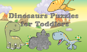 Screenshot of Dinosaurs Puzzles for Toddlers