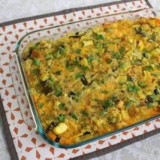 Homemade Boston Market Squash Casserole
