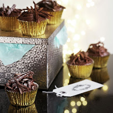 Chocolate Chestnut Cupcakes