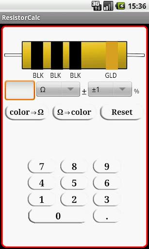 Resistor Calc