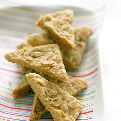 Oatmeal Shortbread