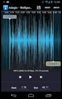 Screenshot of MP3 Ringtone Maker / Cutter