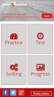 Screenshot of Smart Learner Theory Test Free