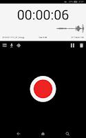 Screenshot of Sound & Voice Recorder - ASR