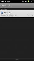 Screenshot of AutoFTP