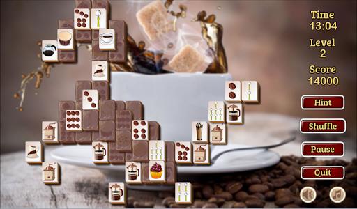 Coffee Mahjong Premium - screenshot