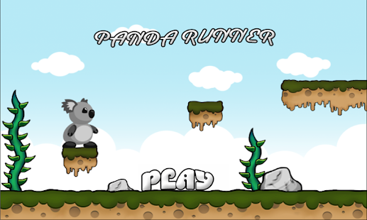 Panda Runner - screenshot