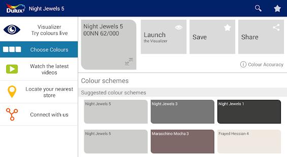 App Dulux Visualizer IE Apk For Kindle Fire