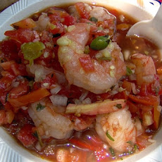 Marinated Shrimp With a Bit of a Kick, Only a Little One! Longme