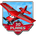 Game 3D PLANES - BRAVO APK for Kindle