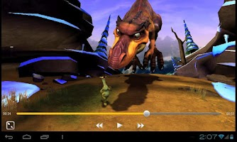 Screenshot of Dolphin Player
