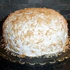 Oh so Easy Ice Box Coconut Cake