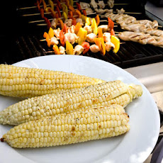 Basic Grilled Sweet Corn