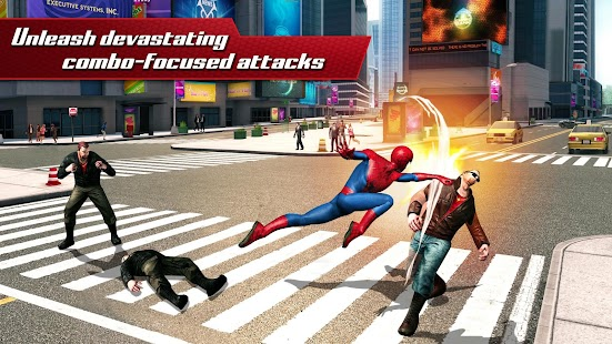 The Amazing Spider-Man 2 APK for Bluestacks