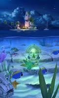 Screenshot of Ocean Aquarium 3D: Lost Temple