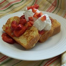 Gil's Brioche French Toast