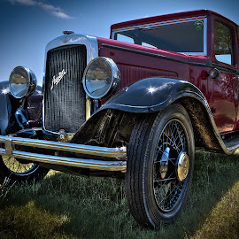 by Andre Oelofse - Transportation Automobiles