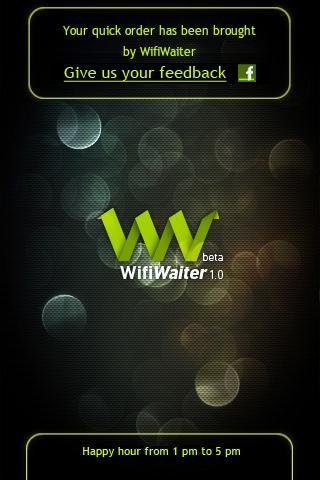 【免費購物App】WifiWaiter-APP點子