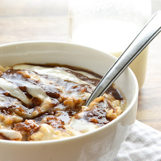 Cinnamon Roll Oatmeal Recipes