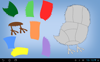 Screenshot of Kids Preschool Puzzles Lite