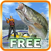 Download Bass Fishing 3D Free APK to PC