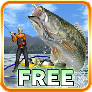 Bass Fishing 3D Free for PC-Windows 7,8,10 and Mac