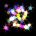 Epic Particle Storm - LWP icon