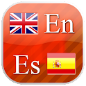 English - Spanish Flashcards icon