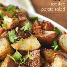 Balsamic Roasted Potato Salad