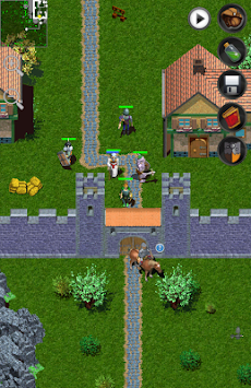 Forgotten Tales RPG APK screenshot thumbnail 15