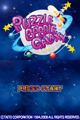 Puzzle Bobble Galaxy