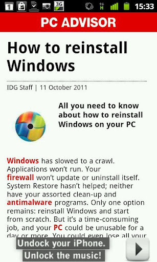 PC Advisor