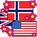 Norwegian-English Dictionary icon