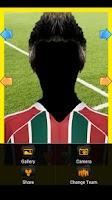 Screenshot of Real Football Player Brazil