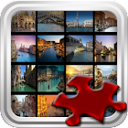 Cities Puzzle icon