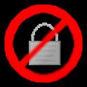 Screen lock suppressor