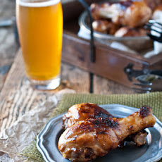 Hoisin Stout Chicken Legs
