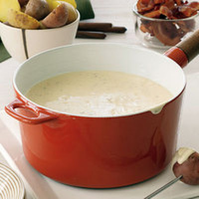 Spicy Cheese Fondue