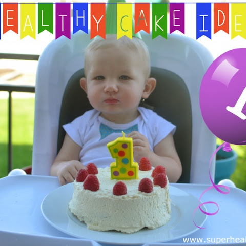 Babies First Birthday Cake