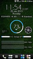 Screenshot of Device Info 360 Live Wallpaper