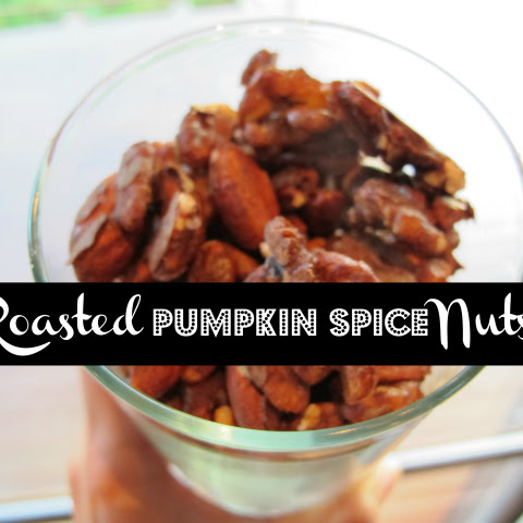 Food Babe's Roasted Pumpkin Spiced Nuts