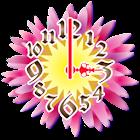 Analog clocks widget designs icon