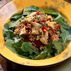 Chicken-and-Rice Salad