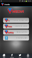 Screenshot of Vmedia