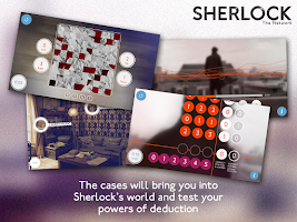 Screenshot of Sherlock: The Network
