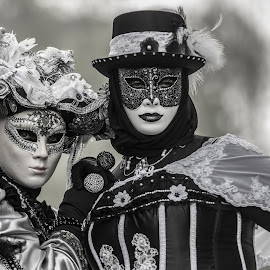 Venetian carnival by Jean-Marc Schneider - News & Events Entertainment