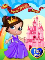 Screenshot of Princess Palace & Spa Salon