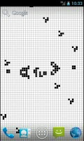 Screenshot of Game of Life Live Wallpaper